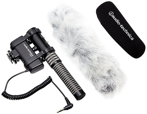 Best DSLR Microphones & Shotgun Mics for DSLRs