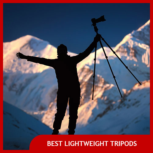 best lightweight tripods and light tripods