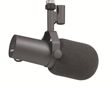 Best microphones for documentary narration and voiceover
