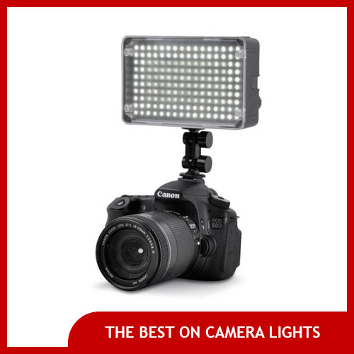 The best on camera lights and camera mounted LEDs for video