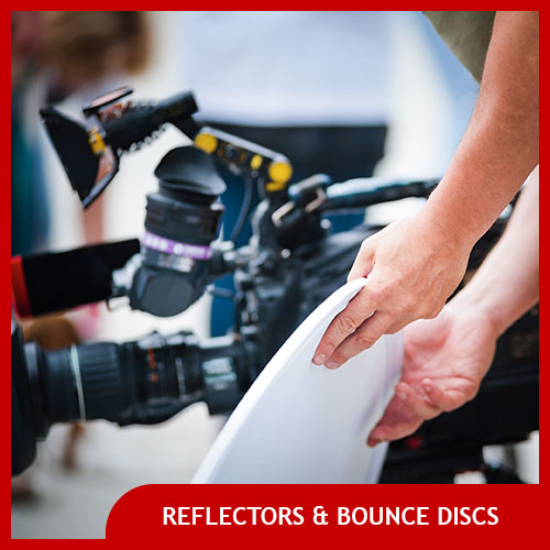 The best bounce discs & reflectors for video, filmmaking & photography