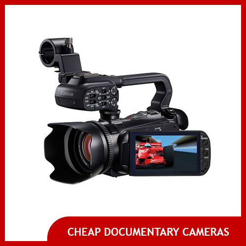 Cheap Documentary Camera