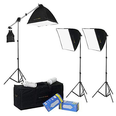 Best interview lighting kit