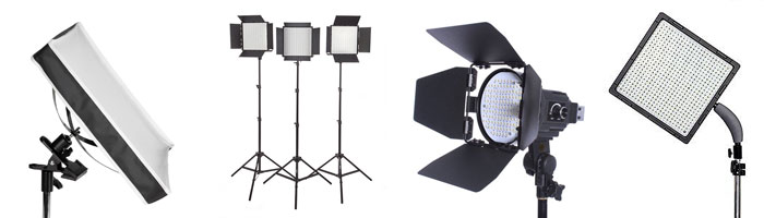 Cheap LED Video Lights u0026 LED Lighting Kits  sc 1 st  Documentary Film Camera Central & Cheap LED Video Lights u0026 LED Lighting Kits - Documentary Film ... azcodes.com