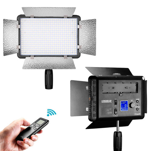 Cheap LED Video Lighting Kit
