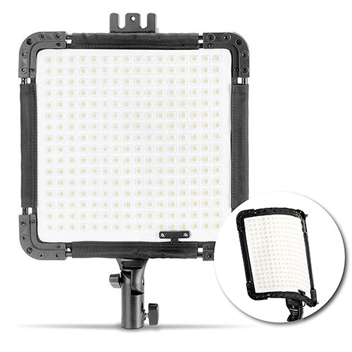 compact and small video lighting kits