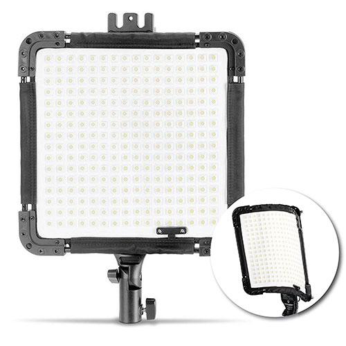 compact and small video lighting kits