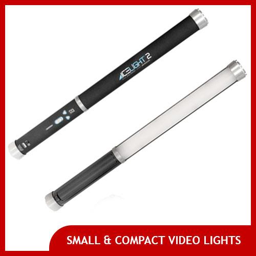 small and lightweight lighting kits