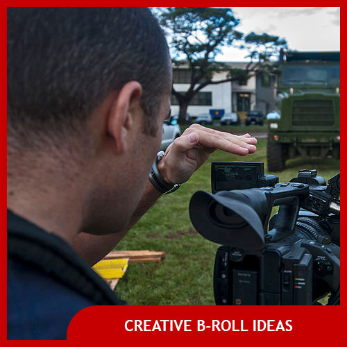 Creative documentary film b-roll ideas