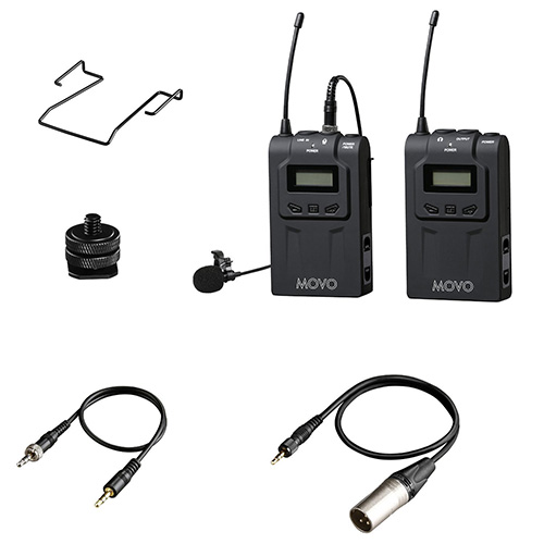 Lavaliere microphones and lav mics for DSLR cameras