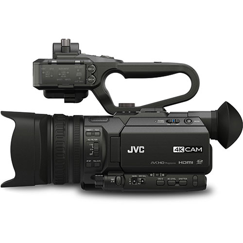 Cheap 4K video camera
