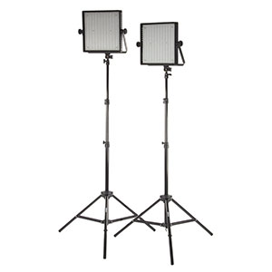 This kit with two flat LED lights and two stands is a great affordable option for documentary film interview lighting kits. Because theyu0027re LED-based ...  sc 1 st  Documentary Film Camera Central & Best Interview Lighting Kits for Documentary Filmmakers ... azcodes.com
