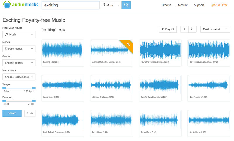 Audioblocks Review - Is Audioblocks Worth It? Royalty Free