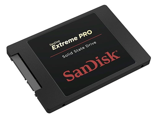 Best SSD for external video recording