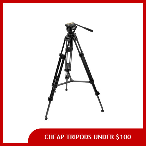 cheap tripod for video and photos