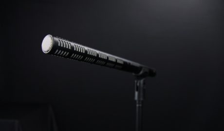 shotgun mic for documentary film