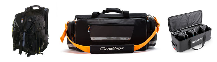 best-soft-video-equipment-cases
