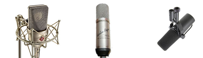 best-voiceover-narration-microphones