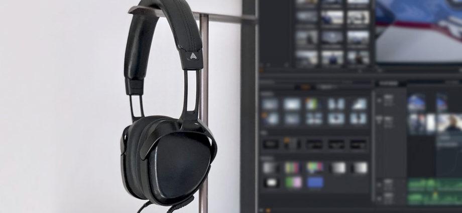 best headphones for editing video