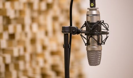 microphone for voiceover