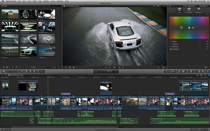 What Is The Best Video Editing Software For Gopro Videos Action