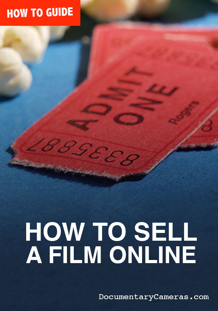 How to Sell a Film Online Using Streaming Distribution Services