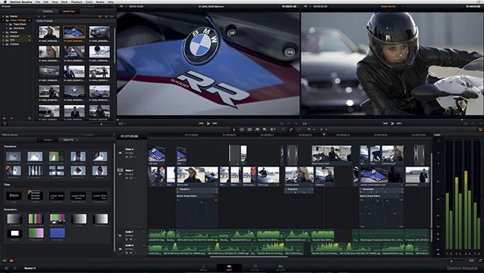 documentary film editing software