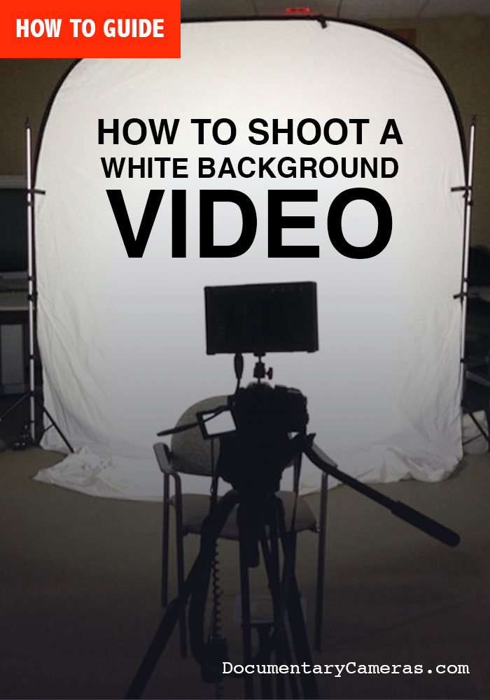 How to Make a Video With a White Background: A Step By Step Guide