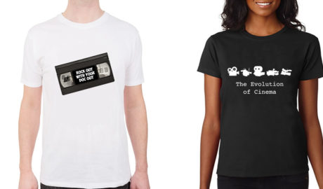 documentary film shirts