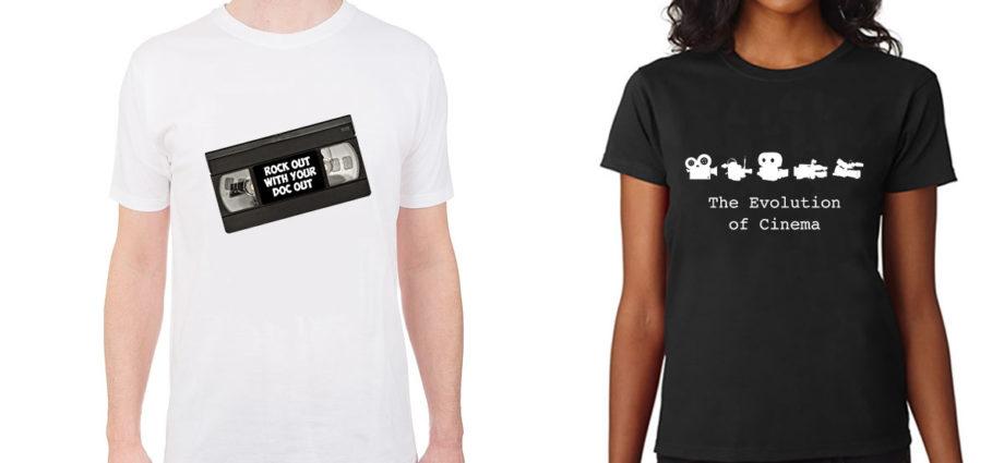 documentary film shirts